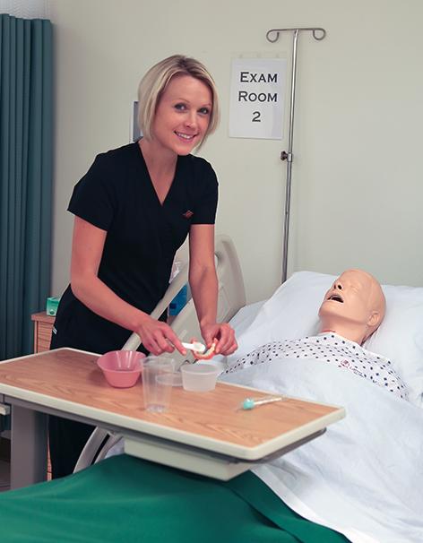 Discover the accelerated nursing proram at Roseman University in Las Vegas