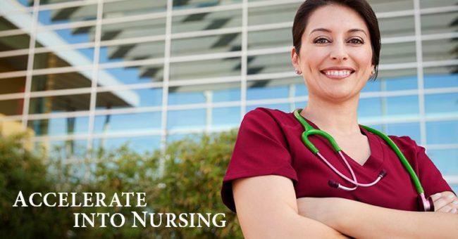 Become an RN fast through an Accelerated BSN program.