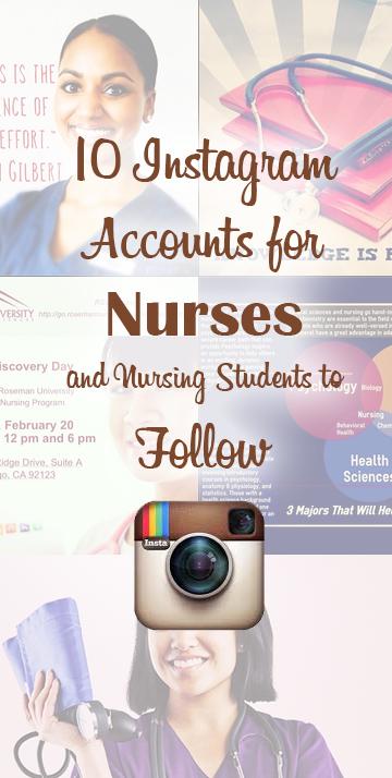 Instagram for Nurses
