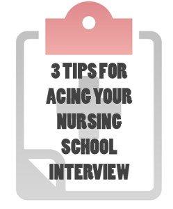 tips-for-acing-your-nursing-school-interview